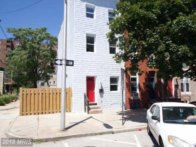 202 Chester Street N, Baltimore, MD 21231 (#BA10280583) :: The Sebeck Team of RE/MAX Preferred