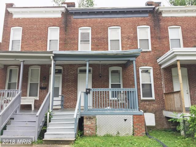 615 Glenwood Avenue, Baltimore, MD 21212 (#BA10282093) :: Colgan Real Estate