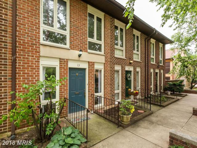 13 Hill Street, Baltimore, MD 21230 (#BA10283320) :: SURE Sales Group