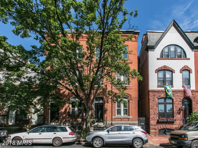 210 Laurens Street, Baltimore, MD 21217 (#BA10287579) :: Pearson Smith Realty