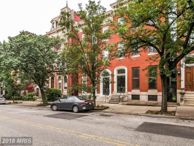 1403 Park Avenue, Baltimore, MD 21217 (#BA10288938) :: Pearson Smith Realty