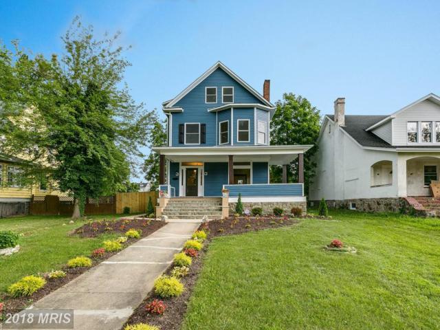 4402 Springdale Avenue, Baltimore, MD 21207 (#BA10291633) :: Keller Williams Pat Hiban Real Estate Group