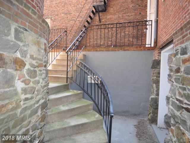 216 Monument Street T-F, Baltimore, MD 21201 (#BA10295054) :: Provident Real Estate