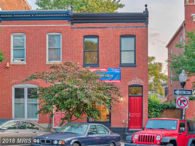 2208 Fairmount Avenue E, Baltimore, MD 21231 (#BA10299367) :: SURE Sales Group