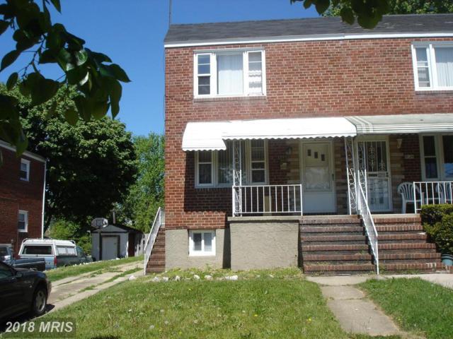 5122 Plainfield Avenue, Baltimore, MD 21206 (#BA10302225) :: RE/MAX Executives
