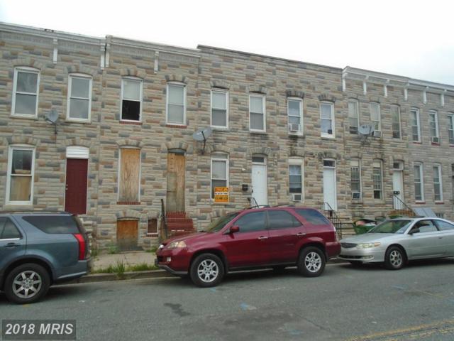 2116 Ramsay Street, Baltimore, MD 21223 (#BA10302860) :: SURE Sales Group