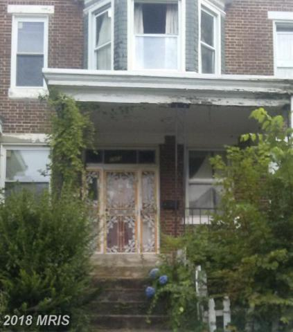 2903 Presstman Street, Baltimore, MD 21216 (#BA10306048) :: The France Group