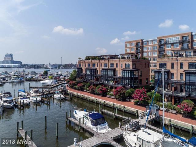 965 Fell Street, Baltimore, MD 21231 (#BA10316256) :: SURE Sales Group