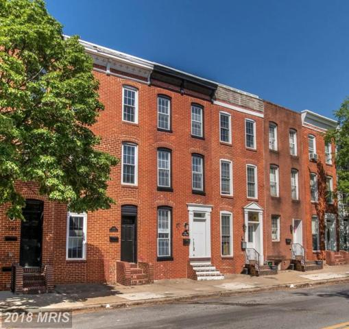 1738 Charles Street S, Baltimore, MD 21230 (#BA10316348) :: The Dailey Group