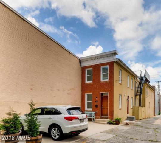 204 Collington Avenue S, Baltimore, MD 21231 (#BA10321963) :: SURE Sales Group