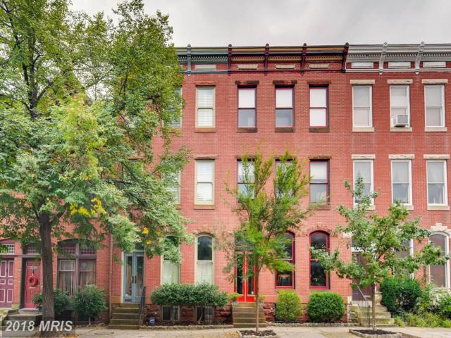 2227 Baltimore Street E, Baltimore, MD 21231 (#BA10344703) :: Eric Stewart Group