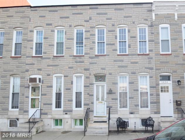 1432 Fort Avenue E, Baltimore, MD 21230 (#BA9011570) :: The Dailey Group