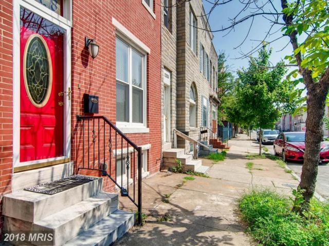 1328 Washington Boulevard, Baltimore, MD 21230 (#BA9014698) :: SURE Sales Group