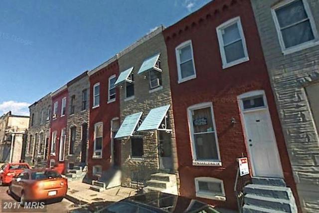 537 Brice Street N, Baltimore, MD 21223 (#BA9748806) :: LoCoMusings