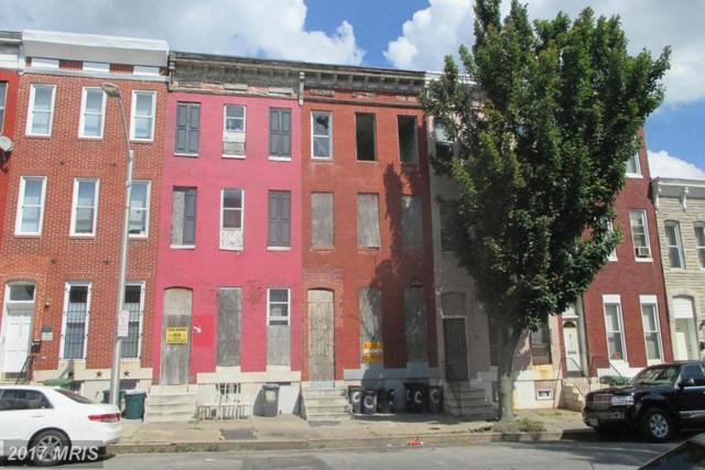 1031 Carey Street N, Baltimore, MD 21217 (#BA9751351) :: LoCoMusings
