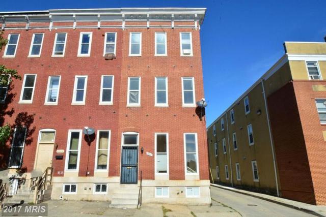 1612 Lexington Street, Baltimore, MD 21223 (#BA9787484) :: LoCoMusings