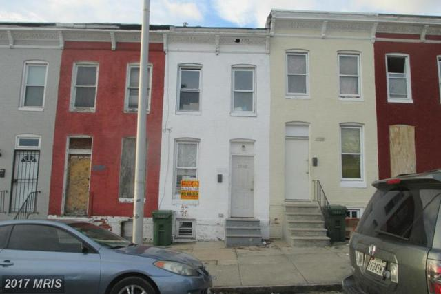 1560 Clifton Avenue, Baltimore, MD 21217 (#BA9853400) :: Pearson Smith Realty