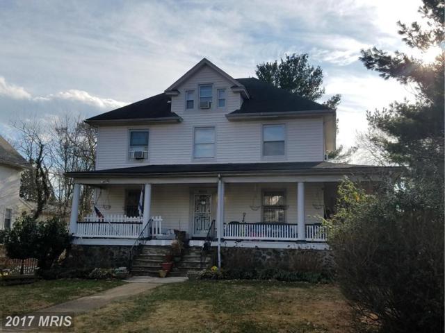 6216 Wallis Avenue, Baltimore, MD 21215 (#BA9856286) :: Pearson Smith Realty
