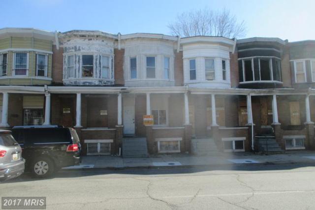 1729 Poplar Grove Street, Baltimore, MD 21216 (#BA9857554) :: LoCoMusings