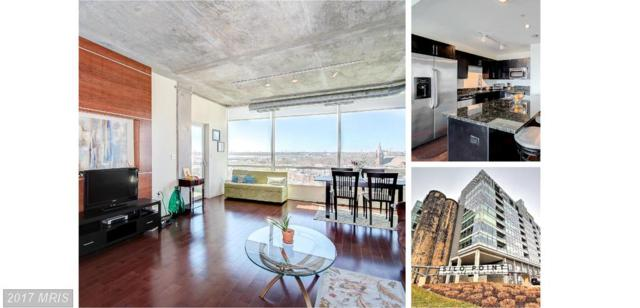 1200 Steuart Street #724, Baltimore, MD 21230 (#BA9884318) :: Pearson Smith Realty