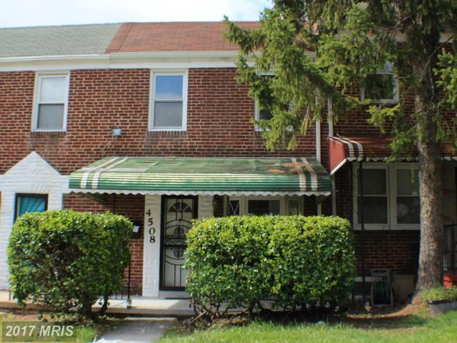 4508 Manorview Road, Baltimore, MD 21229 (#BA9905037) :: Pearson Smith Realty
