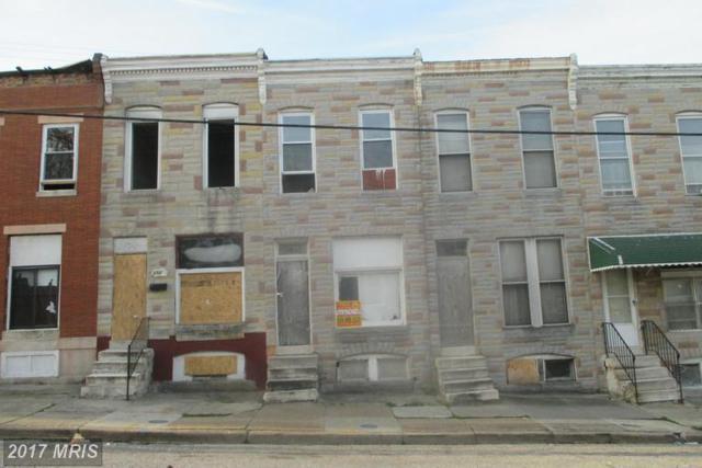 2525 Hoffman Street E, Baltimore, MD 21213 (#BA9908421) :: LoCoMusings