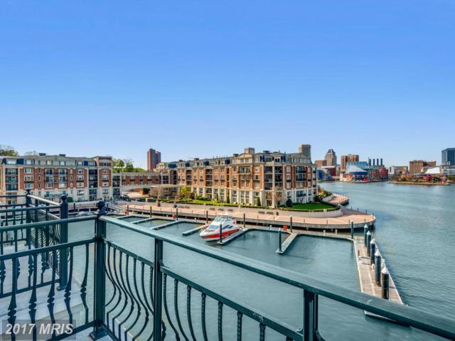 620 Ponte Villas N #164, Baltimore, MD 21230 (#BA9915758) :: Pearson Smith Realty