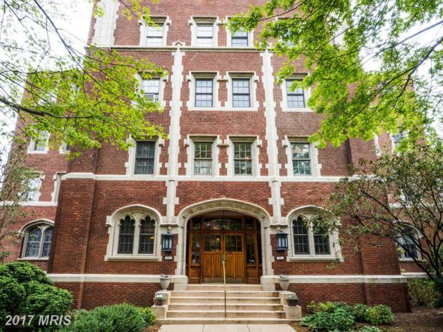501 University Parkway 2B, Baltimore, MD 21210 (#BA9919100) :: Pearson Smith Realty