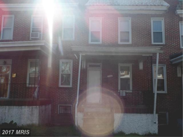 906 Rosedale Street N, Baltimore, MD 21216 (#BA9924561) :: Pearson Smith Realty