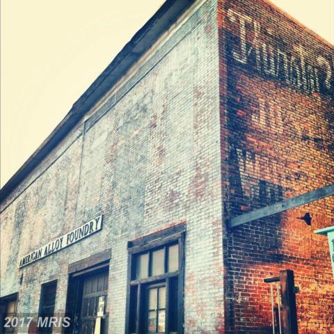 110 Eden Street, Baltimore, MD 21231 (#BA9933636) :: Pearson Smith Realty