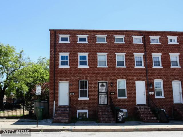 437 Orchard Street, Baltimore, MD 21201 (#BA9943035) :: LoCoMusings