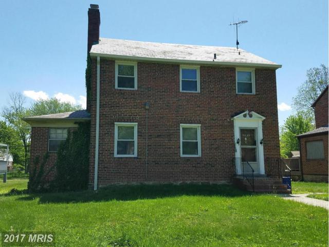 3823 Menlo Drive, Baltimore, MD 21215 (#BA9946056) :: LoCoMusings