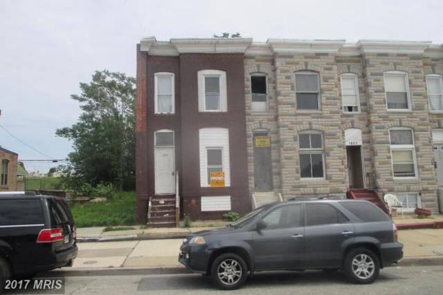 1811 Milton Avenue N, Baltimore, MD 21213 (#BA9950591) :: LoCoMusings
