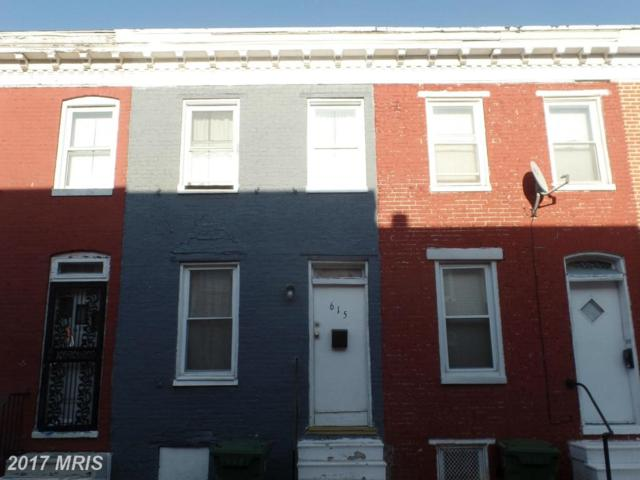 615 Archer Street, Baltimore, MD 21230 (#BA9955056) :: LoCoMusings