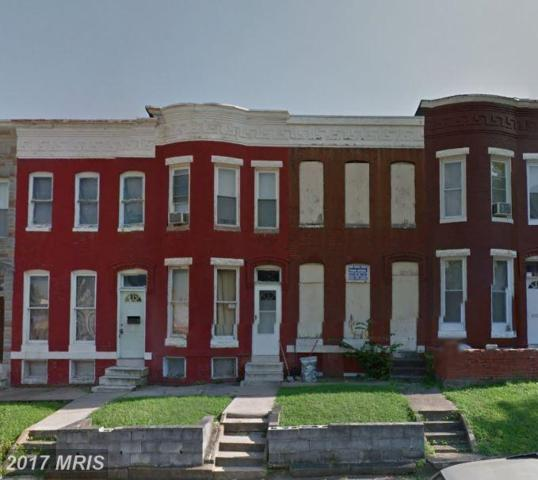3009 Westwood Avenue, Baltimore, MD 21216 (#BA9958131) :: Pearson Smith Realty