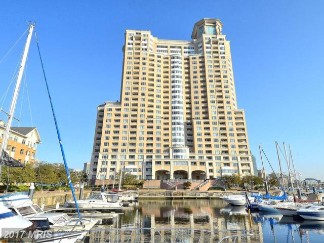100 Harborview Drive #201, Baltimore, MD 21230 (#BA9959243) :: Pearson Smith Realty