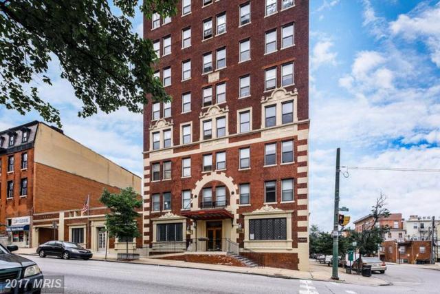 1001 Saint Paul Street 3F, Baltimore, MD 21202 (#BA9962557) :: LoCoMusings