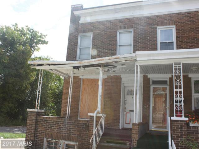 2301 Lauretta Avenue, Baltimore, MD 21223 (#BA9967752) :: Pearson Smith Realty