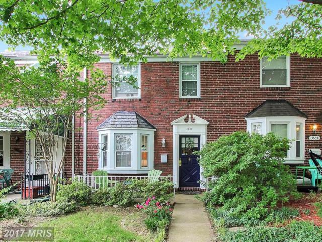 3605 Ednor Road, Baltimore, MD 21218 (#BA9971587) :: Pearson Smith Realty