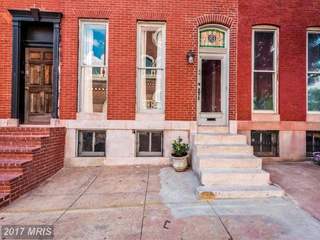 104 Mount Street S, Baltimore, MD 21223 (#BA9972510) :: Pearson Smith Realty