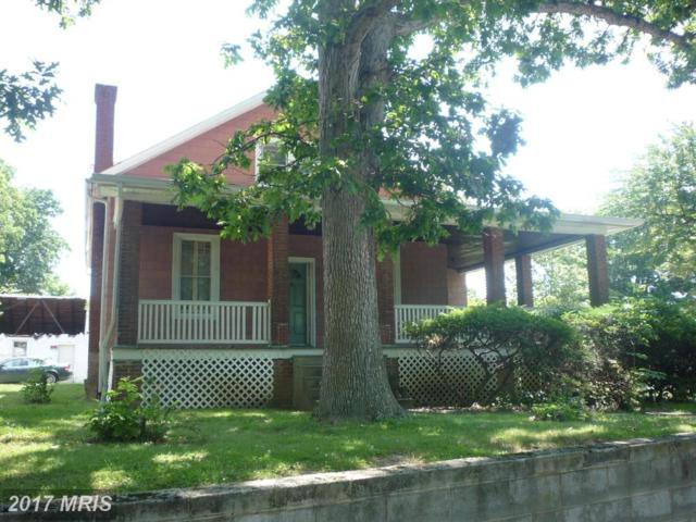 2901 Mount Holly Street, Baltimore, MD 21216 (#BA9975055) :: Pearson Smith Realty