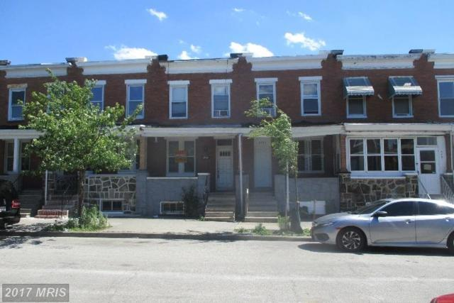2727 Ashland Avenue, Baltimore, MD 21205 (#BA9975932) :: Pearson Smith Realty