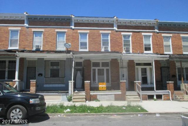 1624 25TH Street E, Baltimore, MD 21213 (#BA9977133) :: LoCoMusings