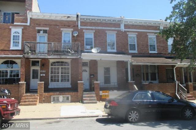 1612 25TH Street E, Baltimore, MD 21213 (#BA9978147) :: LoCoMusings