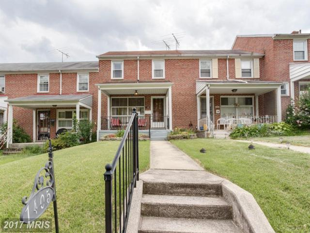 1405 Walker Avenue, Baltimore, MD 21239 (#BA9981976) :: Pearson Smith Realty