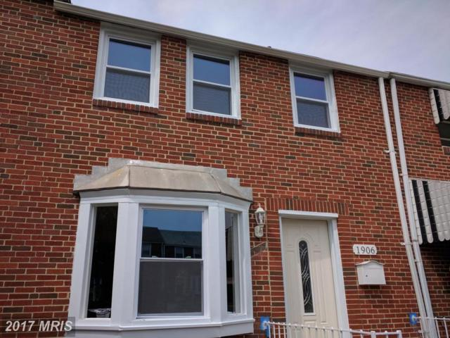 1906 Crestview Road, Baltimore, MD 21239 (#BA9982600) :: Pearson Smith Realty