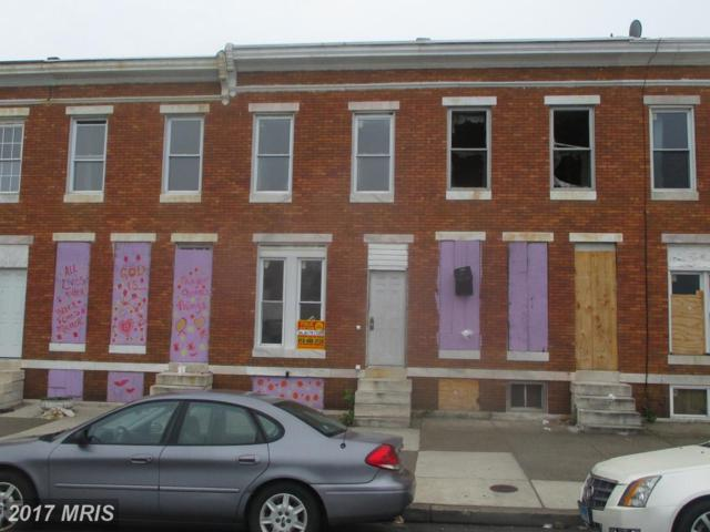 1814 Milton Avenue N, Baltimore, MD 21213 (#BA9983239) :: Pearson Smith Realty