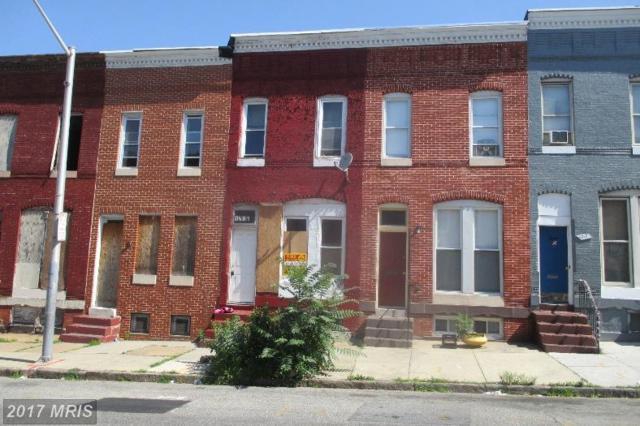 1216 Mosher Street, Baltimore, MD 21217 (#BA9983663) :: LoCoMusings
