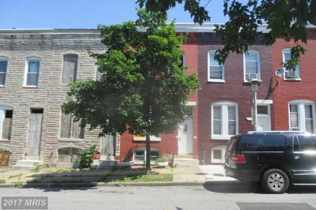1934 Lauretta Avenue, Baltimore, MD 21223 (#BA9986349) :: LoCoMusings