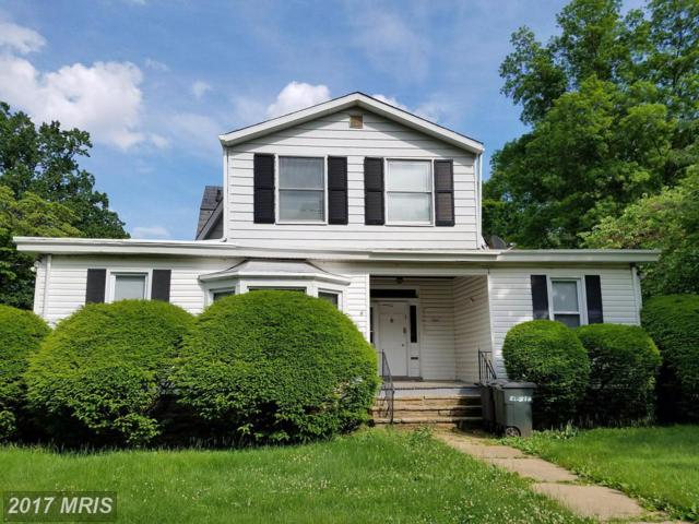 3501 Taney Road, Baltimore, MD 21215 (#BA9987782) :: Pearson Smith Realty